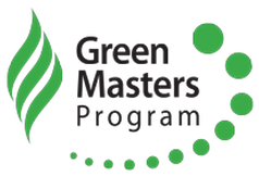 Green Masters Program logo