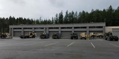 Vehicle maintenance facility